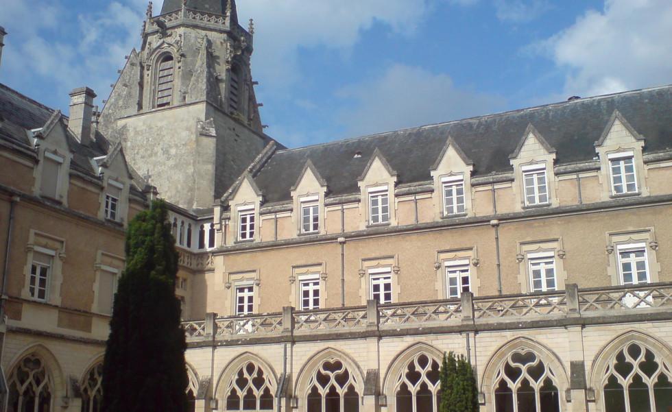 Postcard #4: Ligugé Abbey – Obedience or fragmentation?