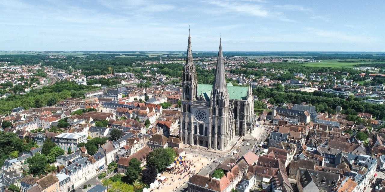 Postcard #8: Chartres—pilgrimage, pandemic, and Pentecost