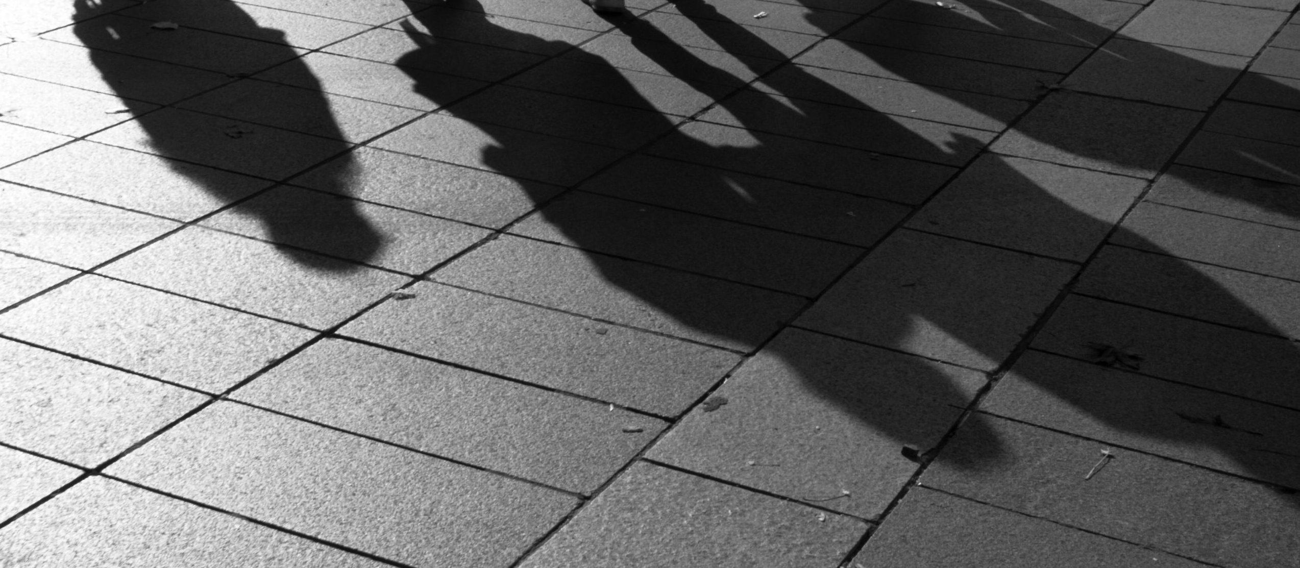 More shadow than light