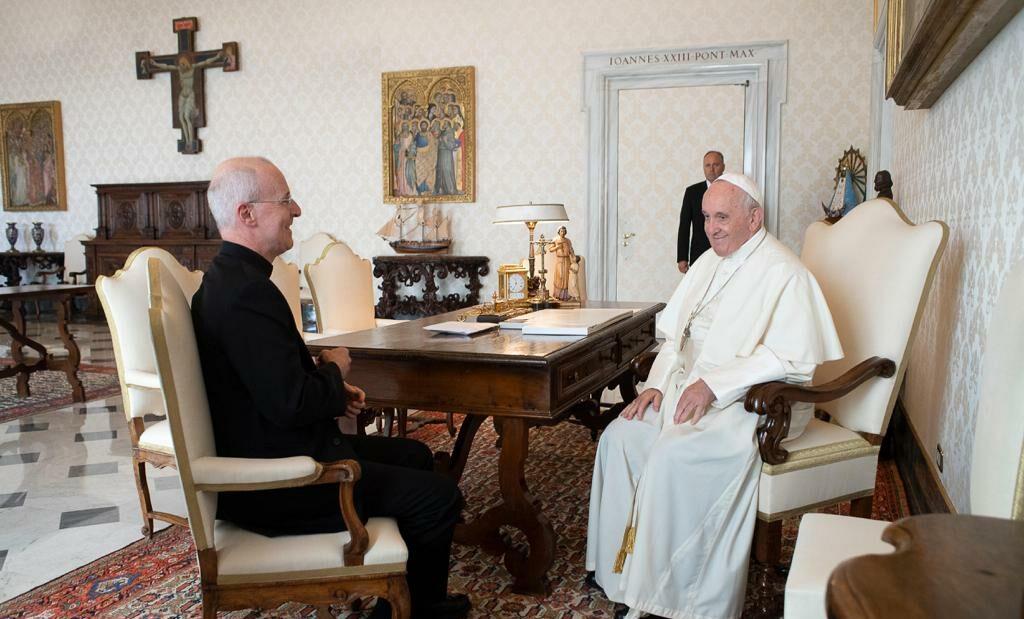 Pope Francis understands Fr. Martin—Do we?