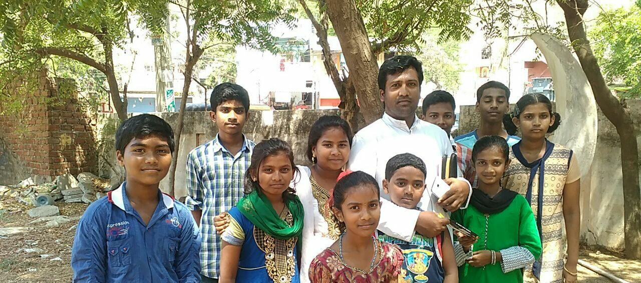 The human face of India's pandemic: A young priest dies