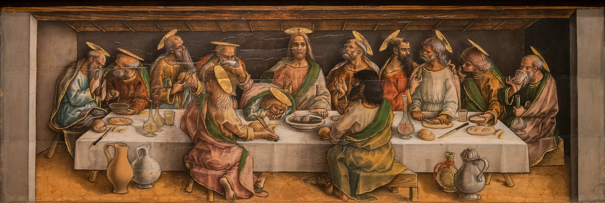 """Is the """"new Mass"""" too much like a meal?"""