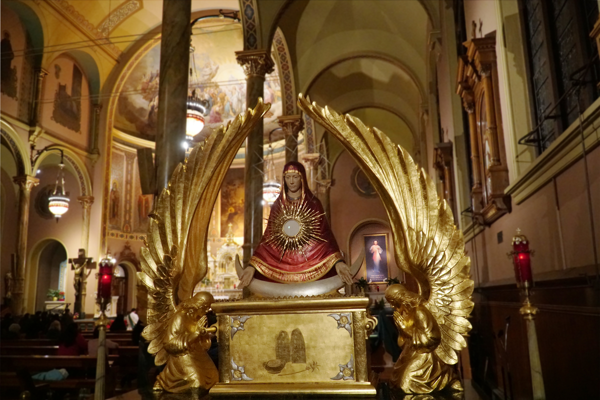 Mary – The Ark of the New Covenant