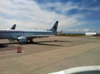 SO many Air Canada flights...