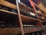 Vino, vino, vino - so much vino.