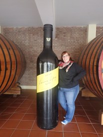 At this point I really could have gone for a bottle this size.