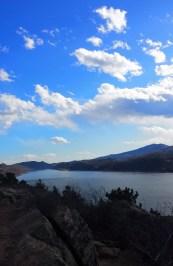 Horsetooth Reservoir is basically in my backyard.