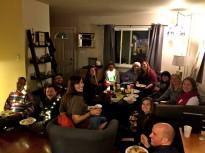 ThanksMas party was a blast!