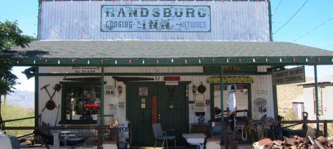 Randsburg – A Ghost Town in California