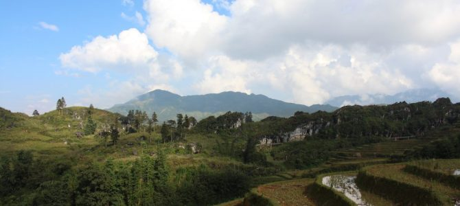 Vietnam – Trekking in Sapa (Day 1)