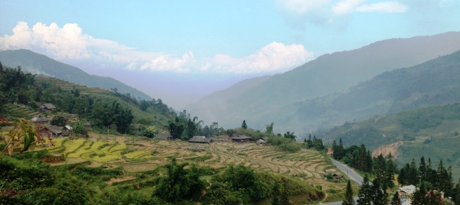 Vietnam – Trekking in Sapa (Day 2)