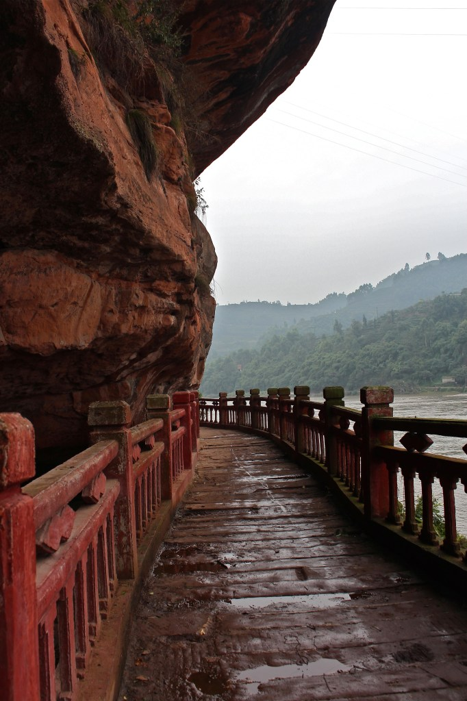 Jiajiang Thousand Buddha Cliff