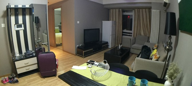 Review of Beijing Service Apartment