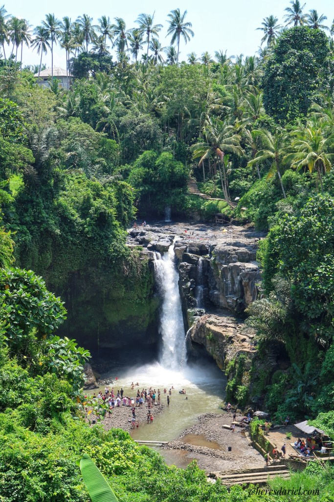 Things to do in Bali - Tegenungan Waterfall