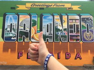 Help! Travels to Orlando