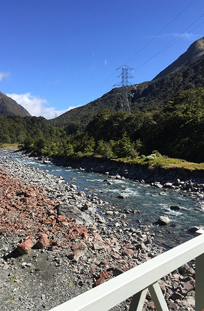Another classic NZ river.