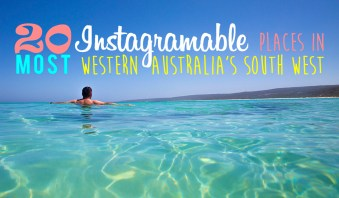 20 Instagramable Places in Western Australia's South-West