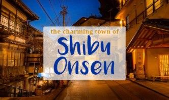 japan shibu onsen