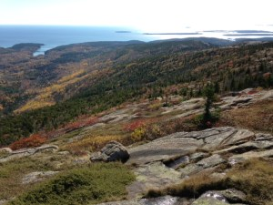 Top of Cadillac Mountain