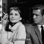 Breakfast at Tiffany's I love NY