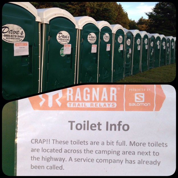 Porta-potty-pocalypse indeed.  Trust me, you do not want to see the inside of these things.