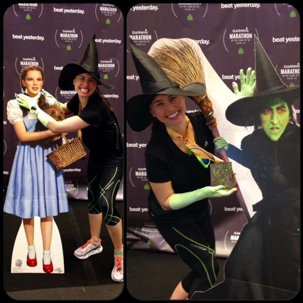 I'm a wicked witch!