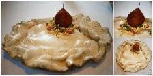 Atelier Amaro   Dessert: GRUSZKA/ LAWENDA/ CYKORIA