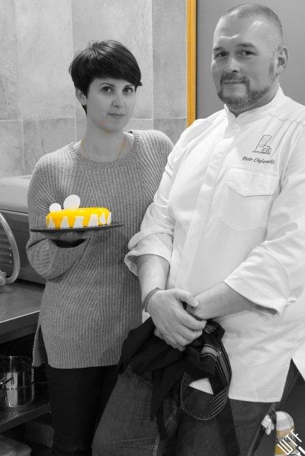 Cukiernia Odette | Katarzyna Zieniewicz i Piotr Chylarecki