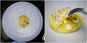 Le Victoria Brasserie Moderne   Cytrynowy biszkopt, krem cytrynowy, beza, kandyzowana skórka cytrynowa