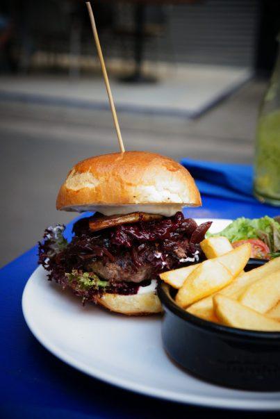 Sawa Burger
