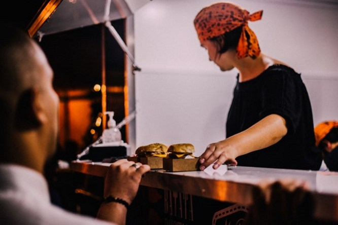 uninterrupted food truck operator