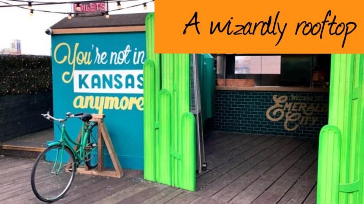 Wizard of Oz rooftop