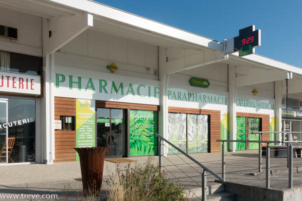 Pharmacie in Le Barp