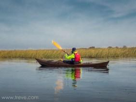 Kayaking at Big Break