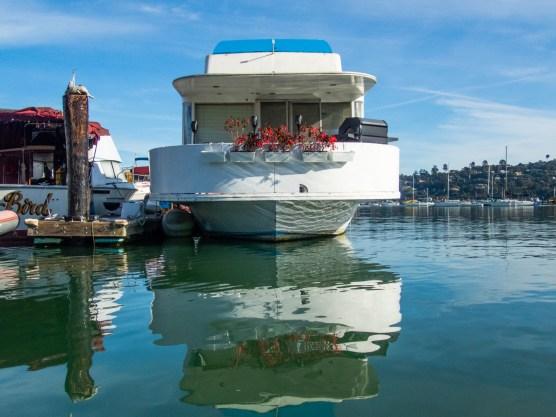 Houseboat. Sausalito.