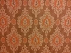 Over-the-top bathroom wallpaper