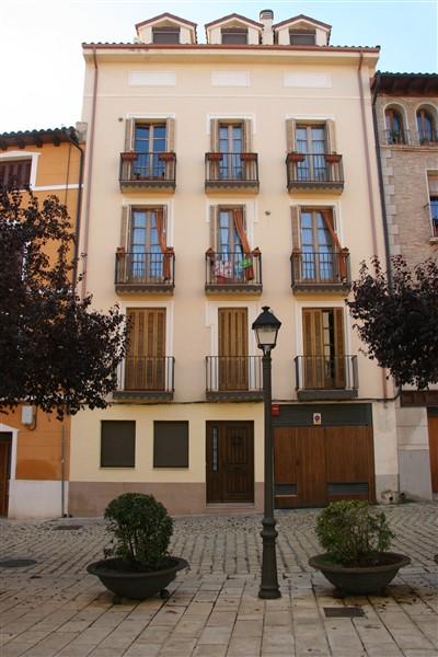 House in Tudela