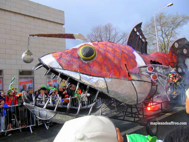S.Patrick parade