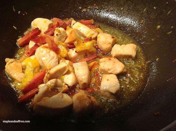 Recipe: chicken breast