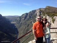 Verdon - happy travelers