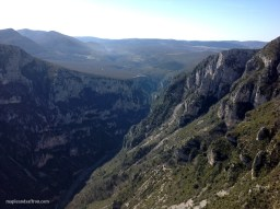 Verdon - stunning view