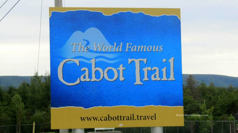 CABOT TRAIL36 - where the foodies go