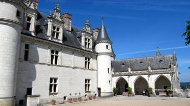 Amboise castle - where the foodies go52