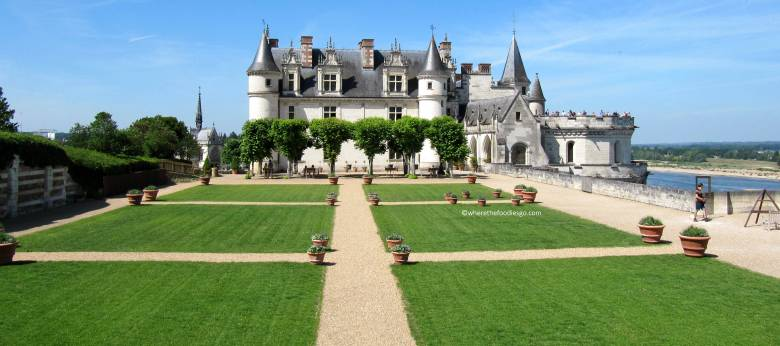 Amboise castle - where the foodies go54