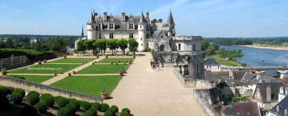 Amboise castle - where the foodies go57