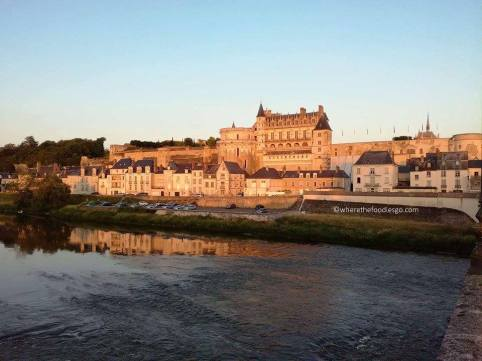 Amboise castle - where the foodies go88