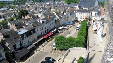 Amboise castle - where the foodies go9