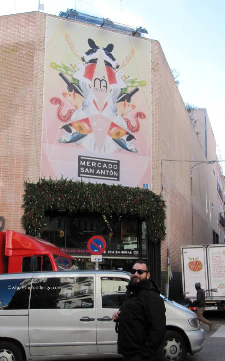 Madrid - where the foodies go4