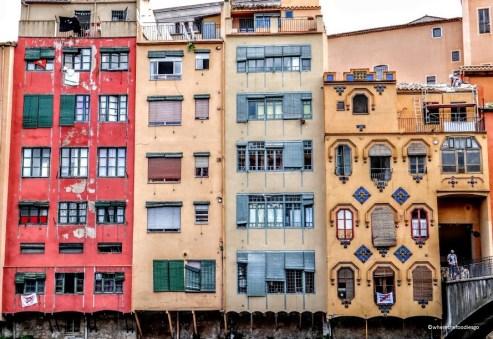 Casas del Onyar