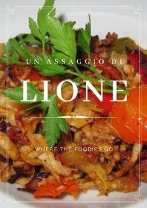 lione italiano